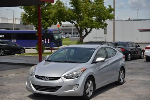 2013 Hyundai Elantra for sale at Motor Car Concepts II - Colonial Location in Orlando FL