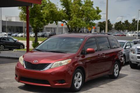 2011 Toyota Sienna for sale at Motor Car Concepts II - Colonial Location in Orlando FL
