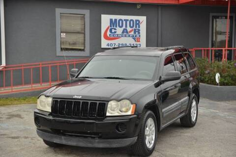 2006 Jeep Grand Cherokee for sale at Motor Car Concepts II - Colonial Location in Orlando FL