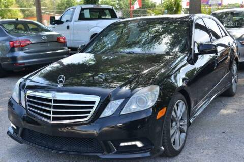 2010 Mercedes-Benz E-Class for sale at Motor Car Concepts II - Colonial Location in Orlando FL