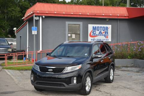 2014 Kia Sorento for sale at Motor Car Concepts II - Kirkman Location in Orlando FL