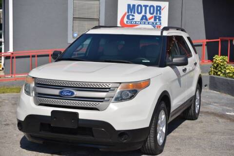 2011 Ford Explorer for sale at Motor Car Concepts II - Colonial Location in Orlando FL