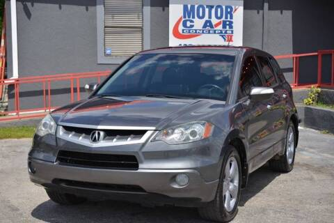 2009 Acura RDX for sale at Motor Car Concepts II - Kirkman Location in Orlando FL