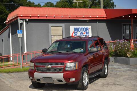 2010 Chevrolet Tahoe for sale at Motor Car Concepts II - Colonial Location in Orlando FL