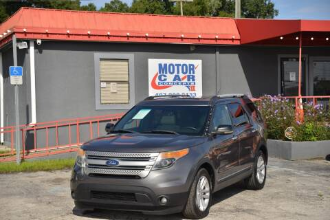 2012 Ford Explorer for sale at Motor Car Concepts II - Kirkman Location in Orlando FL