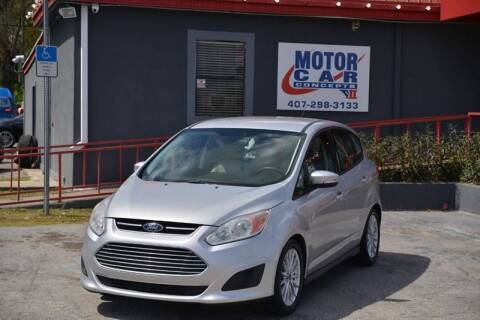 2013 Ford C-MAX Hybrid for sale at Motor Car Concepts II - Kirkman Location in Orlando FL