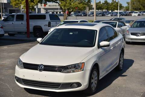 2011 Volkswagen Jetta for sale at Motor Car Concepts II - Colonial Location in Orlando FL