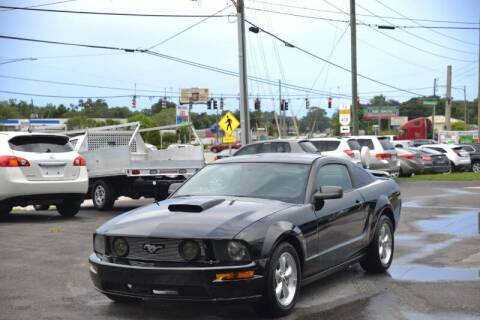 2006 Ford Mustang for sale at Motor Car Concepts II - Kirkman Location in Orlando FL