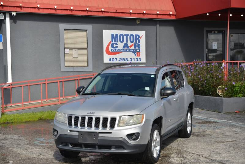 2011 Jeep Compass for sale at Motor Car Concepts II - Kirkman Location in Orlando FL