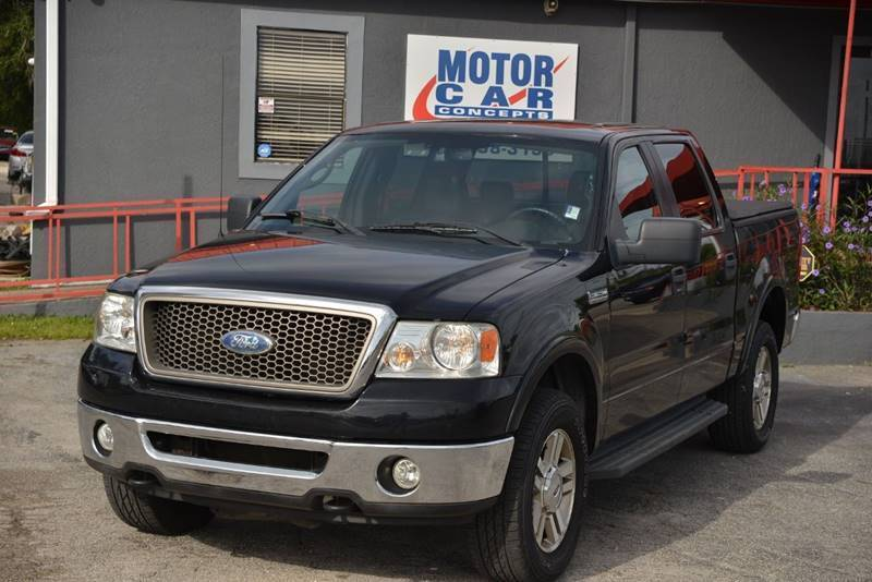 2006 Ford F-150 for sale at Motor Car Concepts II - Kirkman Location in Orlando FL