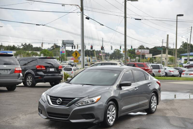 2016 Nissan Altima for sale at Motor Car Concepts II - Kirkman Location in Orlando FL