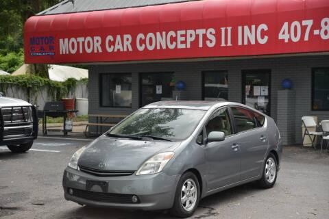 2005 Toyota Prius for sale at Motor Car Concepts II - Apopka Location in Apopka FL