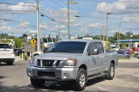 2008 Nissan Titan for sale at Motor Car Concepts II - Kirkman Location in Orlando FL