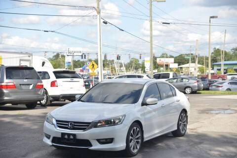 2014 Honda Accord for sale at Motor Car Concepts II - Kirkman Location in Orlando FL