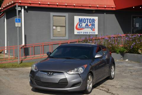 2015 Hyundai Veloster for sale at Motor Car Concepts II - Kirkman Location in Orlando FL