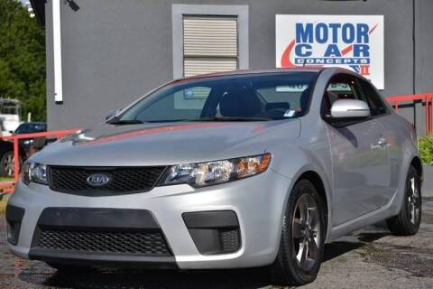 2011 Kia Forte Koup for sale at Motor Car Concepts II - Kirkman Location in Orlando FL
