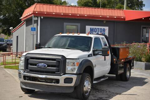 2015 Ford F-550 Super Duty for sale at Motor Car Concepts II - Kirkman Location in Orlando FL