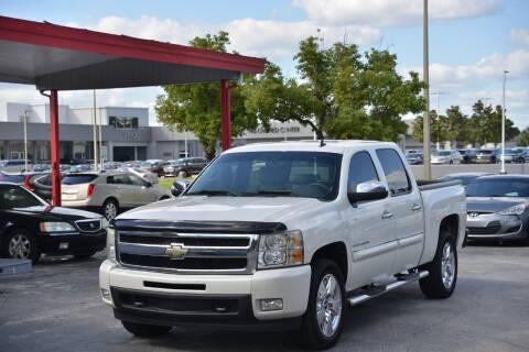 2011 Chevrolet Silverado 1500 for sale at Motor Car Concepts II - Colonial Location in Orlando FL