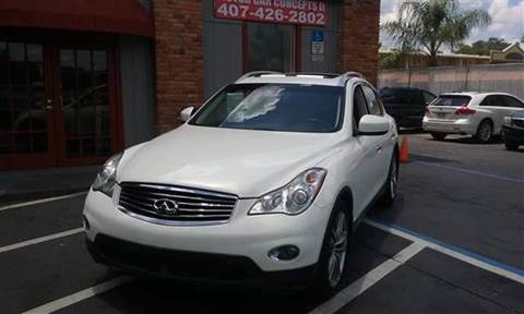 2011 Infiniti EX35 for sale in Apopka, FL
