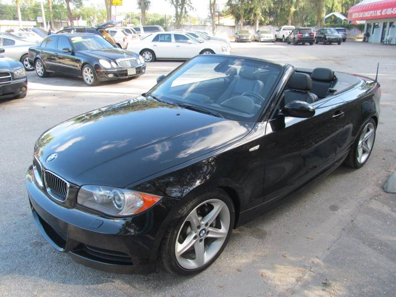 Bmw Series I Dr Convertible In Orlando FL Motor Car - 135i bmw convertible