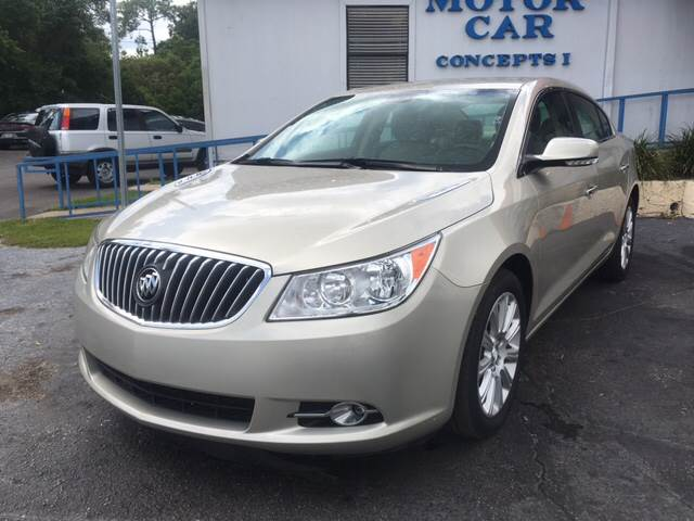 2013 buick lacrosse leather 4dr sedan in orlando fl