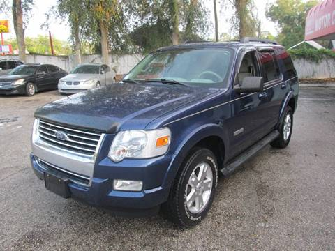 2007 Ford Explorer for sale in Apopka, FL