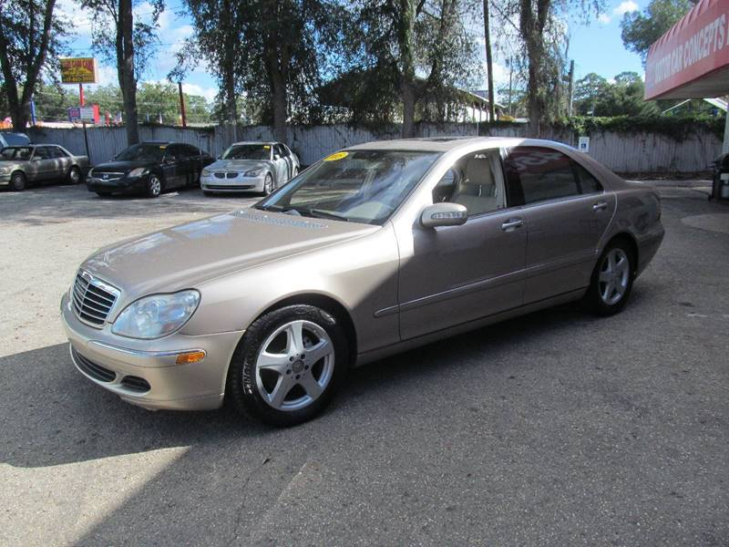 2005 mercedes benz s class s 500 4dr sedan in orlando fl for Mercedes benz south orlando