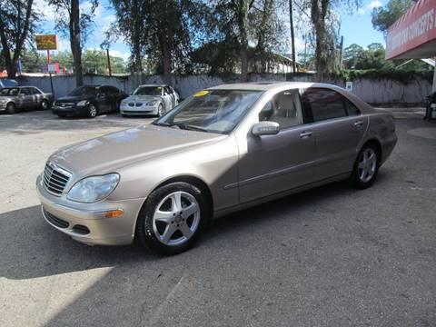 2005 Mercedes-Benz S-Class for sale in Apopka, FL