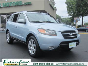 2007 Hyundai Santa Fe for sale in Fairfax, VA