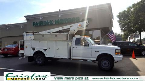 1995 Ford F-250 Super Duty for sale in Fairfax, VA