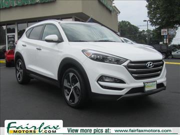 2016 Hyundai Tucson for sale in Fairfax, VA