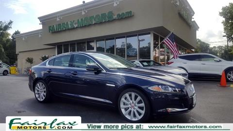 2014 Jaguar XF for sale in Fairfax, VA