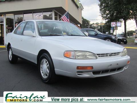 1996 Toyota Camry for sale in Fairfax, VA