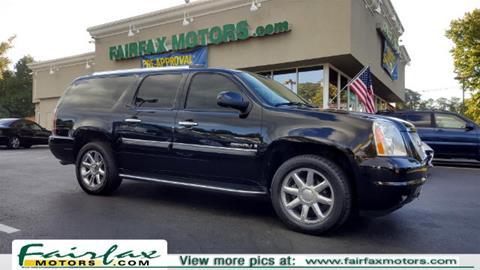 2008 GMC Yukon XL for sale in Fairfax, VA