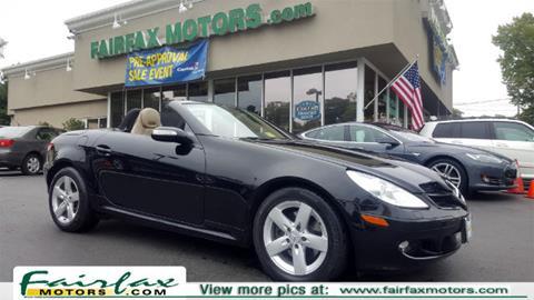 2006 Mercedes-Benz SLK for sale in Fairfax, VA