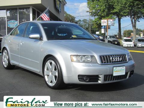 2004 Audi S4 for sale in Fairfax, VA
