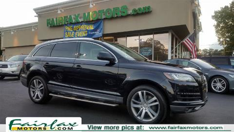 2011 Audi Q7 for sale in Fairfax, VA