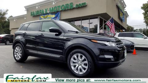 2015 Land Rover Range Rover Evoque for sale in Fairfax, VA