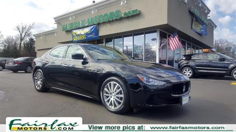 Maserati for sale in virginia for Fairfax motors fairfax va