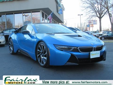 2015 BMW I8 For Sale In Fairfax, VA