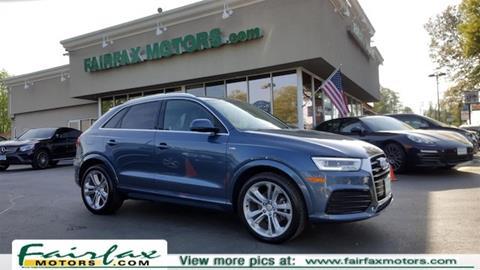 Audi Q3 For Sale in Fairfax, VA - Carsforsale.com