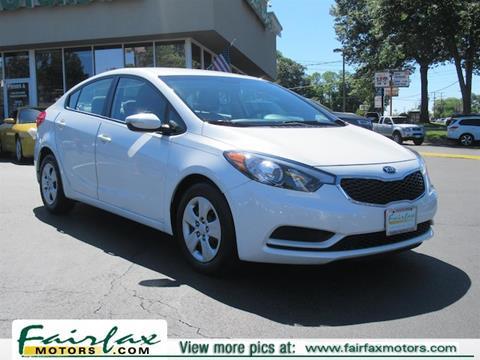 Kia forte for sale in fairfax va for Fairfax motors fairfax va