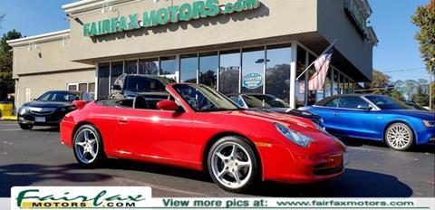 2003 Porsche 911 for sale in Fairfax, VA
