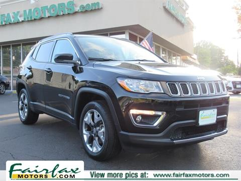 2017 Jeep Compass for sale in Fairfax, VA
