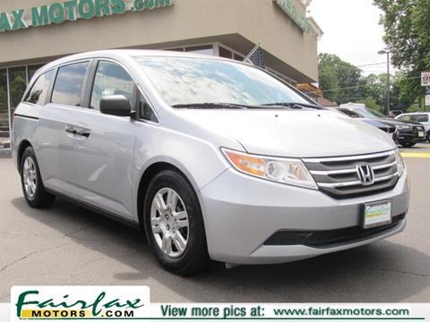 2013 Honda Odyssey for sale in Fairfax, VA