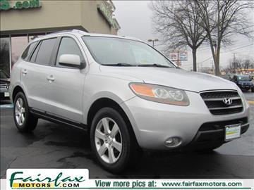 2007 Hyundai Santa Fe for sale in Fairfax, VA