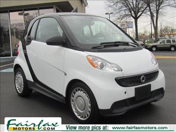 2014 Smart fortwo for sale in Fairfax, VA