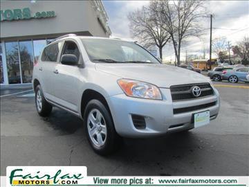 2011 Toyota RAV4 for sale in Fairfax, VA