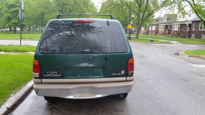 2000 ford explorer brake light