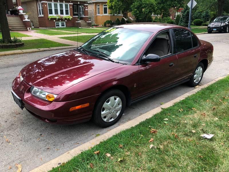 2002 Saturn S Series Sl1 4dr Sedan In Chicago Il Apollo Motors Inc